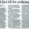 Costly Joggers