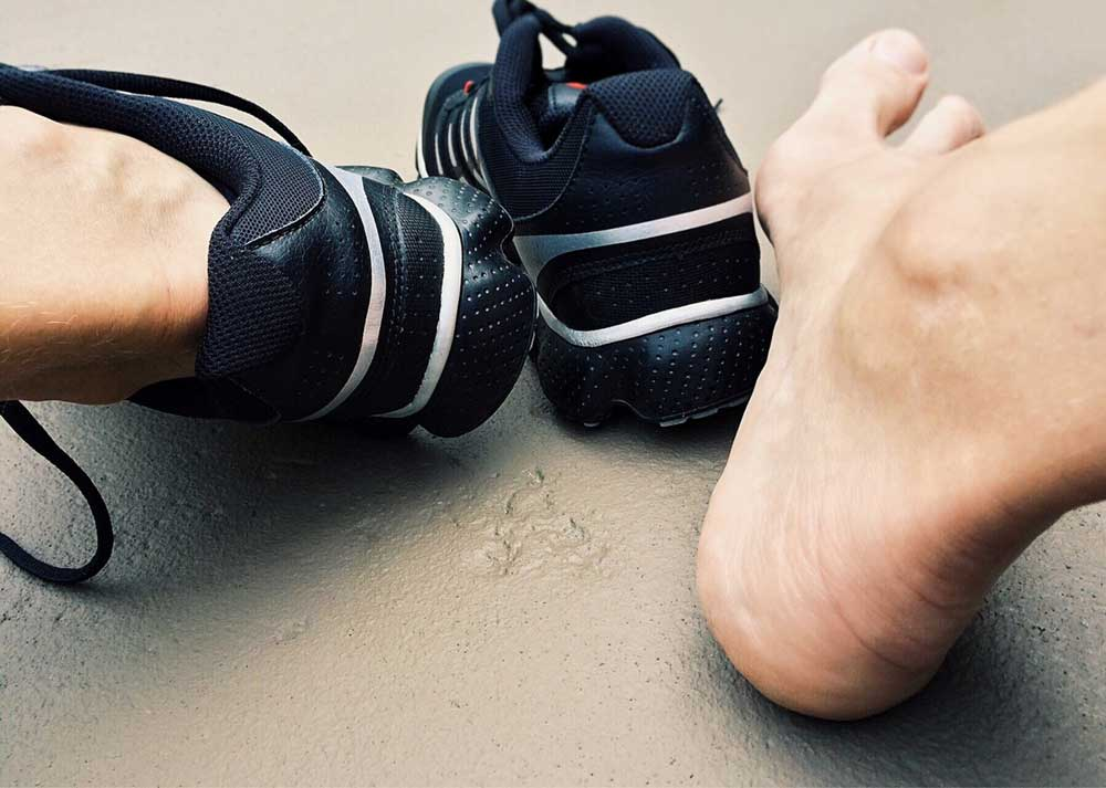 10 things you should know about heel pain - 1