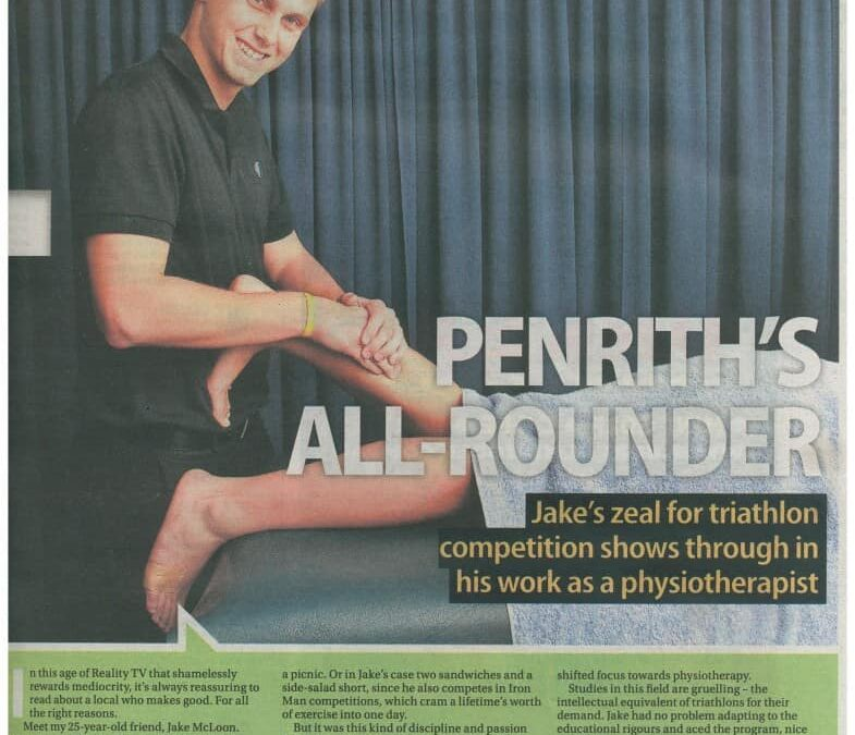 Penrith's All-Rounder – Jake McLoon