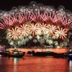 Fireworks Sydney Harbour