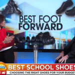 Podiatrist Dr Brenden Brown reviews the best school shoes for 2014