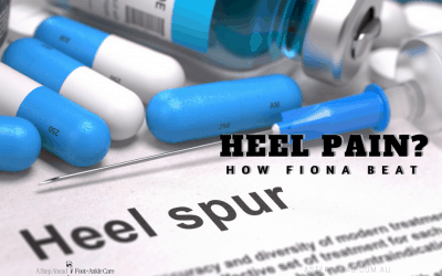 Heel pain – A patients experience