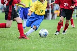 Sport kids and sports podiatry