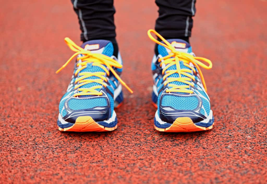Running shoes may not fix your foot pain