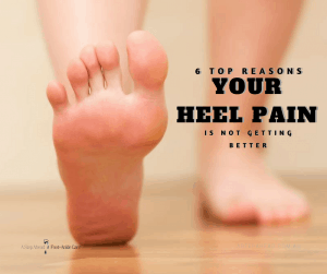 Heel pain and heel spurs