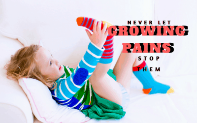 Tripping, falling, clumsy or Growing pains – Is it really normal?