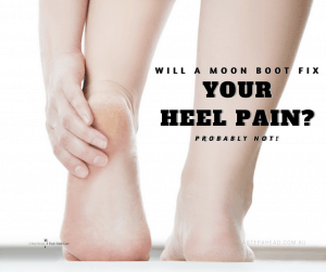Heel Pain and achilles