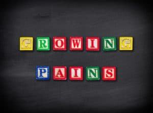 Growing pains tripping and falling can all be a sign of poor foot posture!