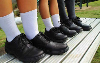 Kids' feet: Choosing the right back-to-school shoes