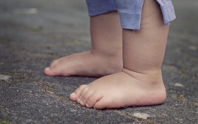 Taking care of common kids' foot complaints