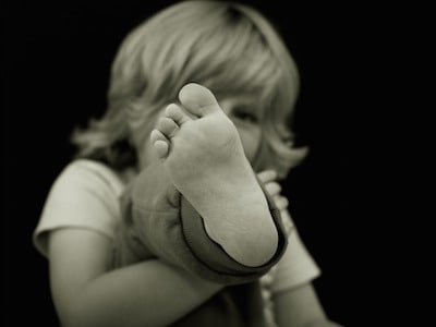 What's causing your child's heel pain?