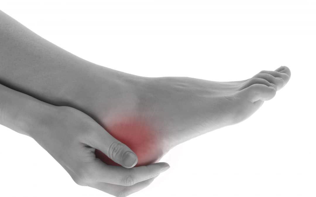 5 tips to help you beat your heel pain !