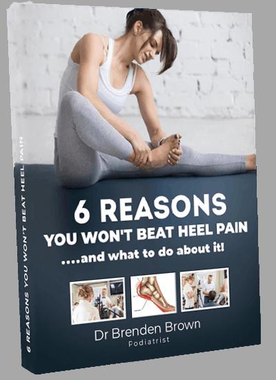 6 Reasons You Wont Beat Heel Pain
