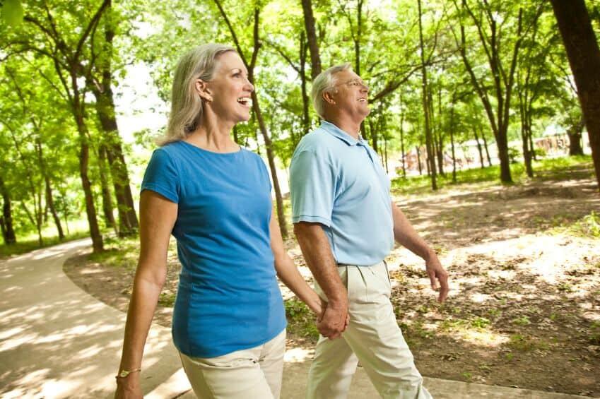 A Step Ahead Walking Club
