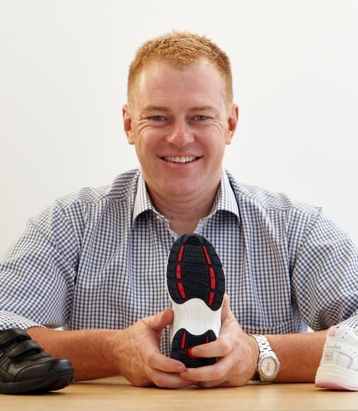 Dr Brenden Brown - Podiatrist in Western Sydney