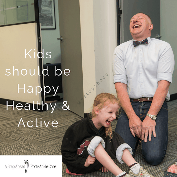 Happy, Healthy and Active Kids