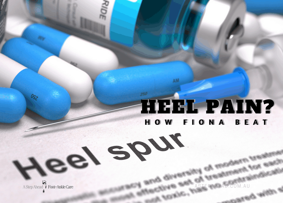 Heel pain – A patient's experience