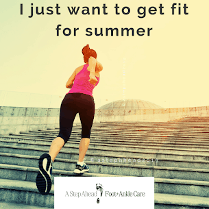 I just want to get fit for summer