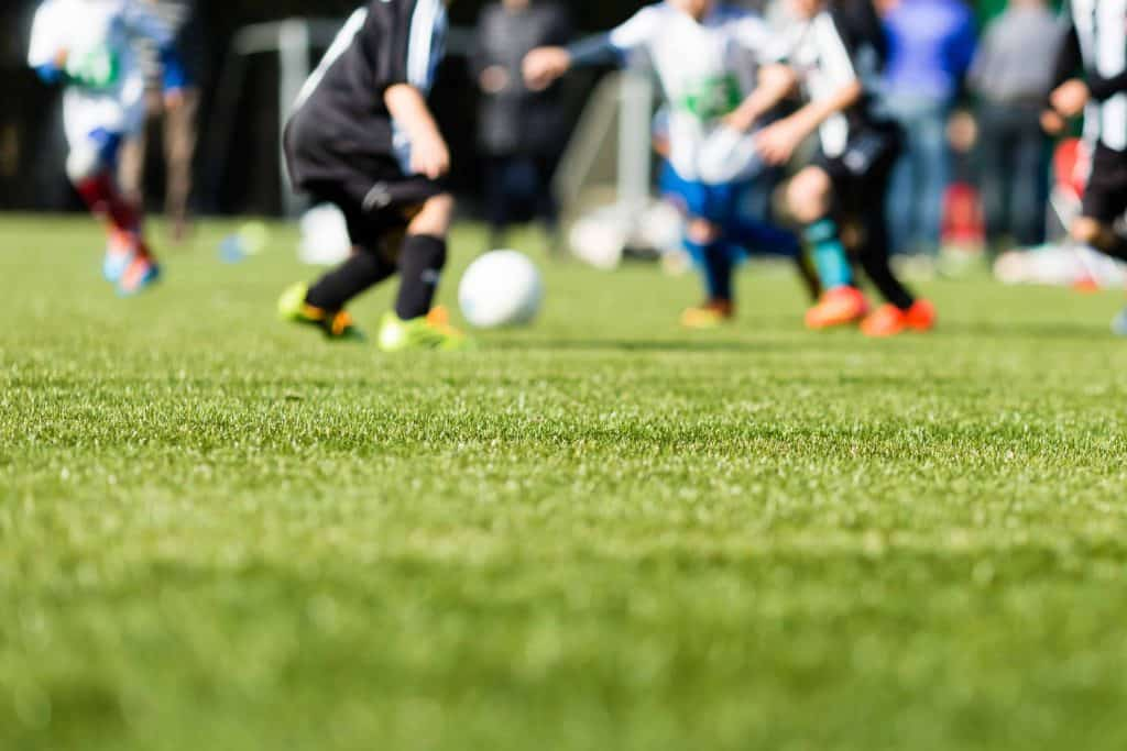 Winter is ball sport season and its also the season we see an increase in Kids heel pain! - 1