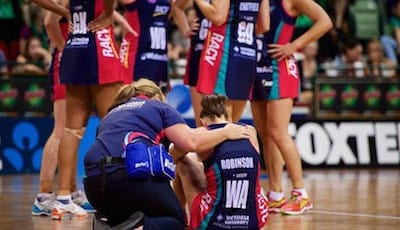 Netball-related foot & lower leg injuries—and how to avoid them
