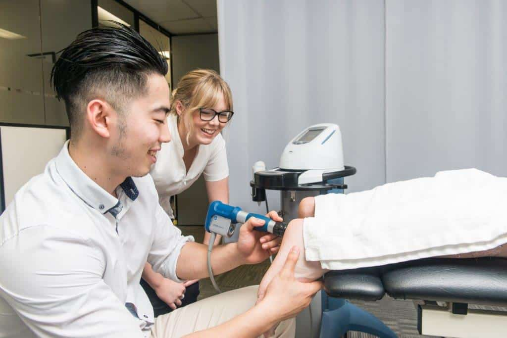 Shockwave therapy for heel pain - Western Sydney