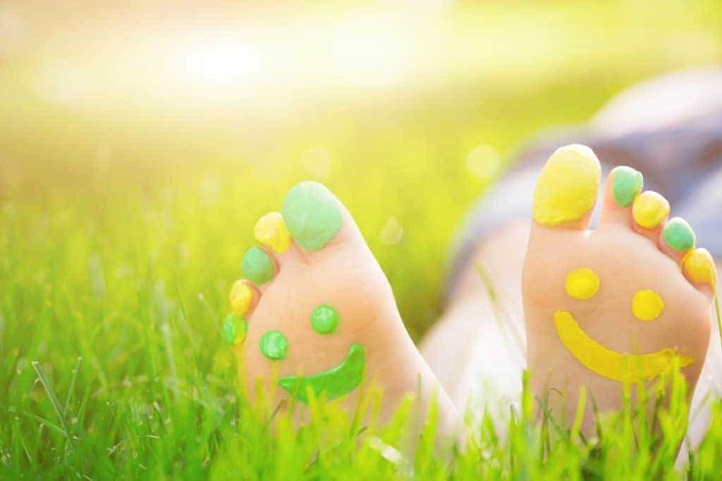 Taking care of common kids' foot complaints - 2