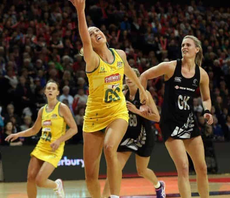 Warming up and Stretching for Netball – NetballSmart