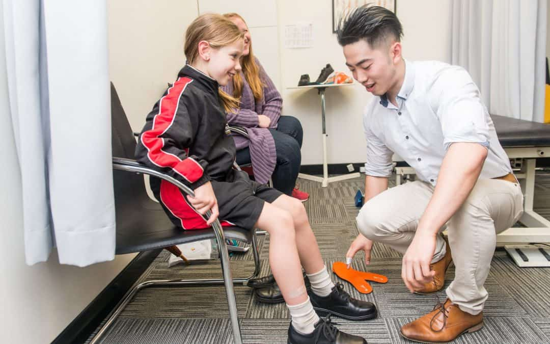 When should I bring my child to see a Podiatrist?