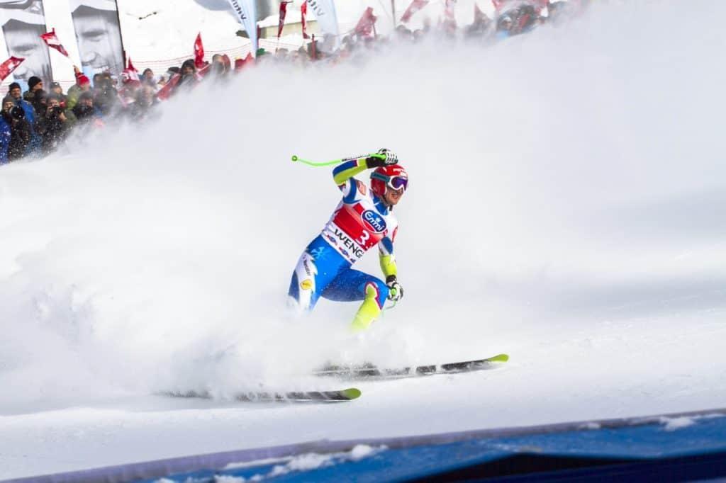 Winter sports' greatest enemy…ankle sprain - 1